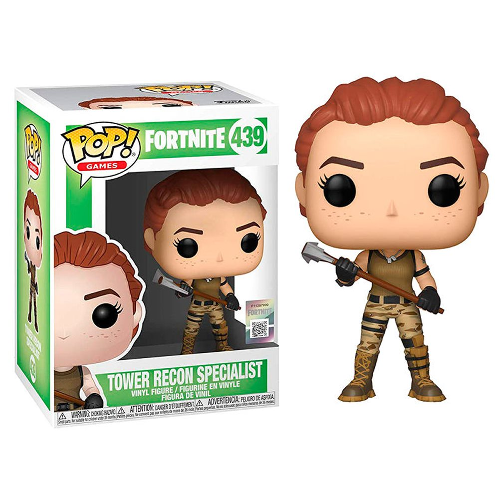 Picture of Fortnite Tower Recon Specialist POP Figure