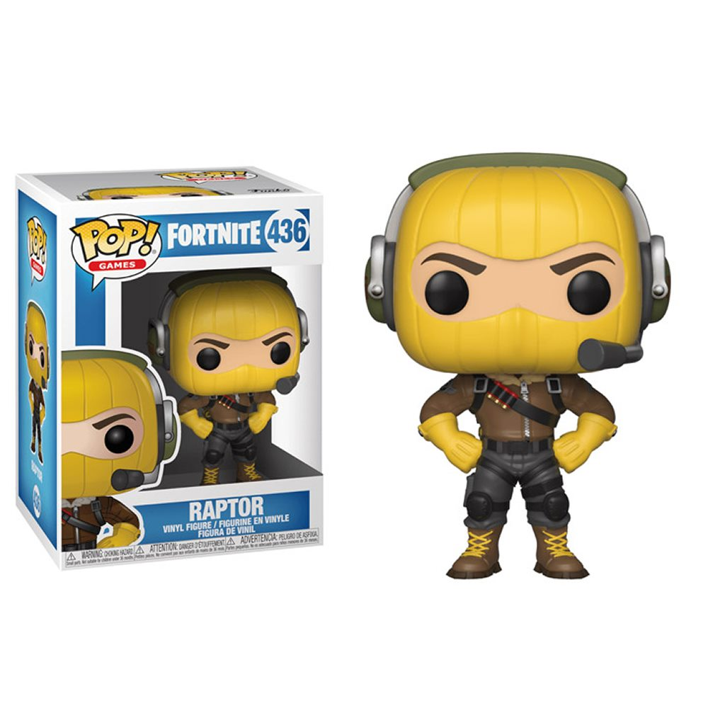 Picture of Fortnite Raptor POP Figure
