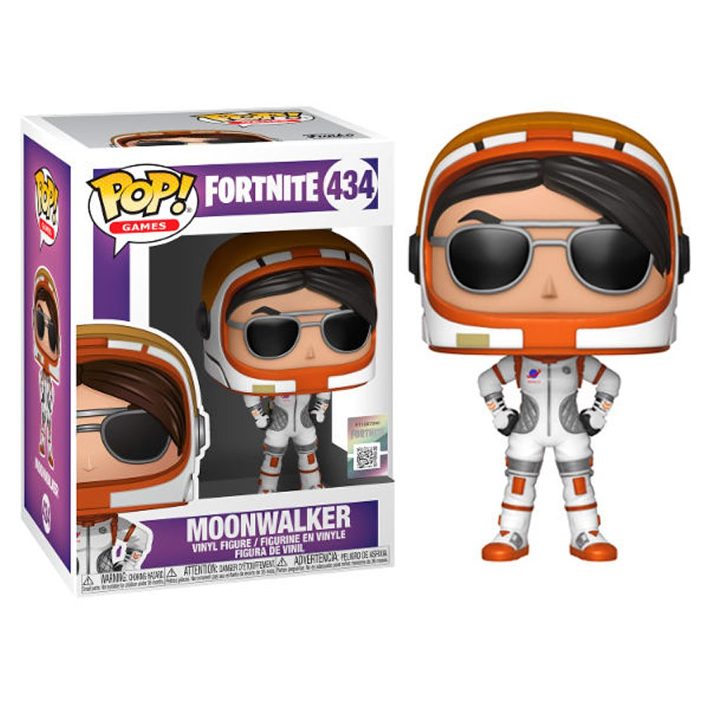 Picture of Fortnite Moonwalker POP Figure