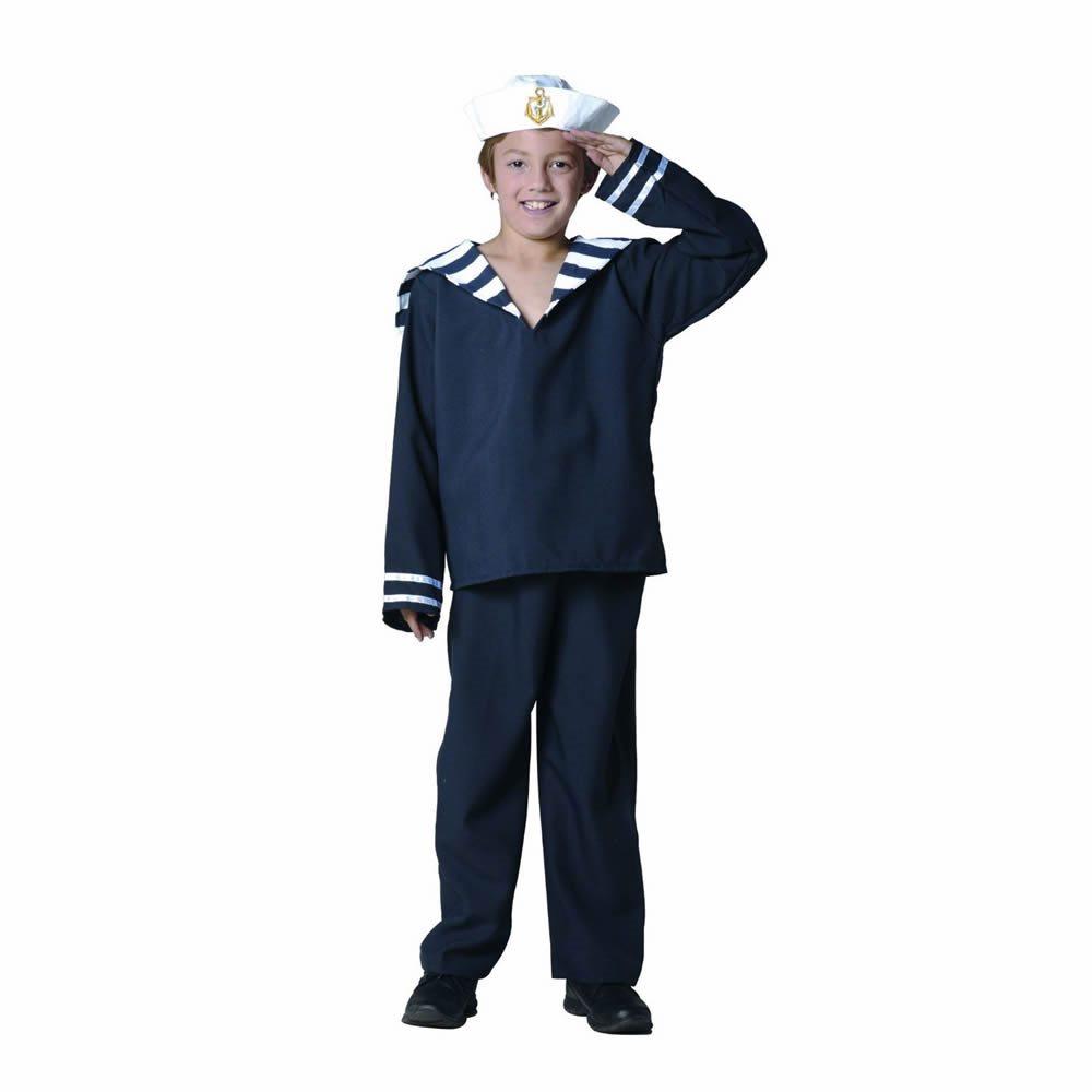 Picture of Sailor Boy Child Costume
