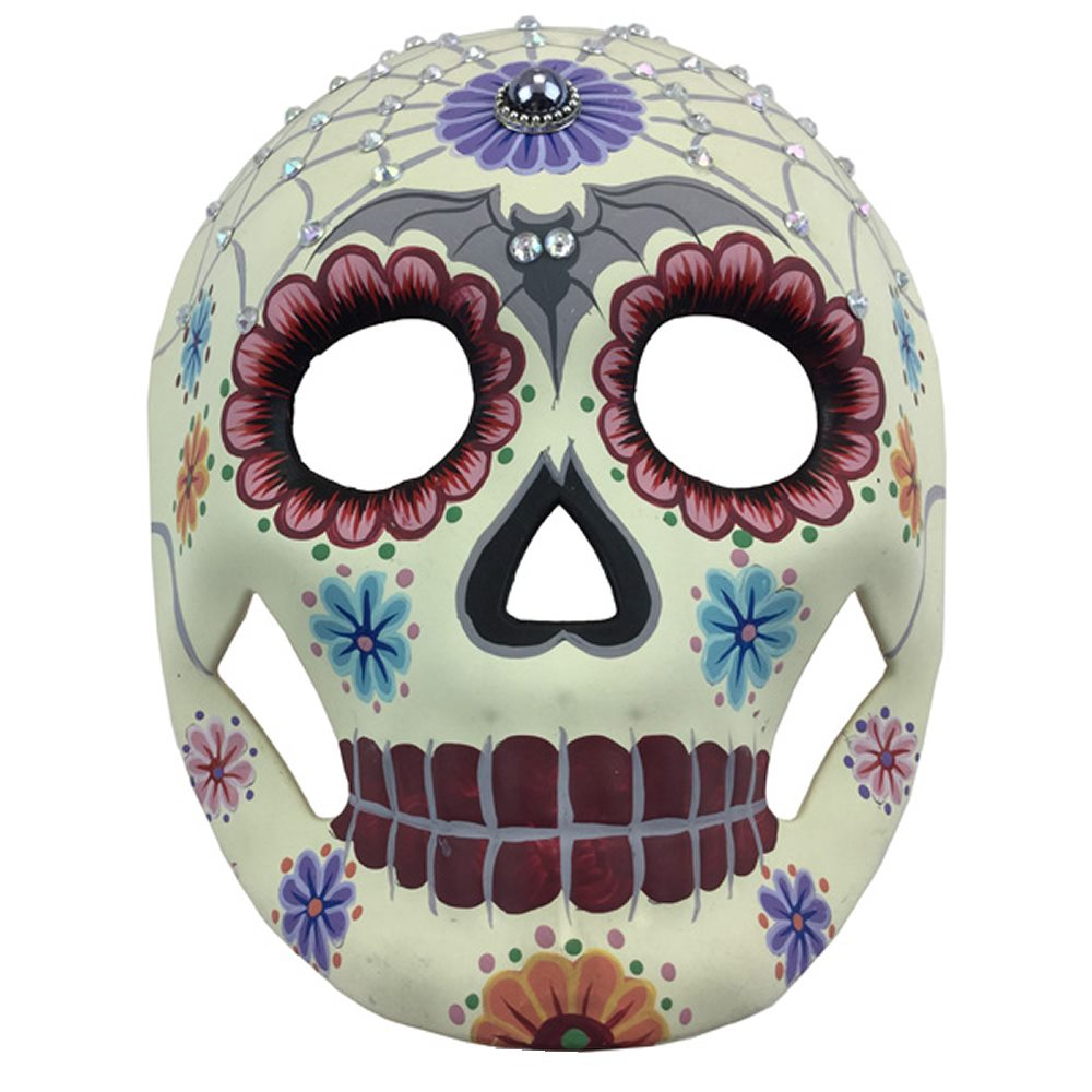 Picture of Day of the Dead Cream Mask