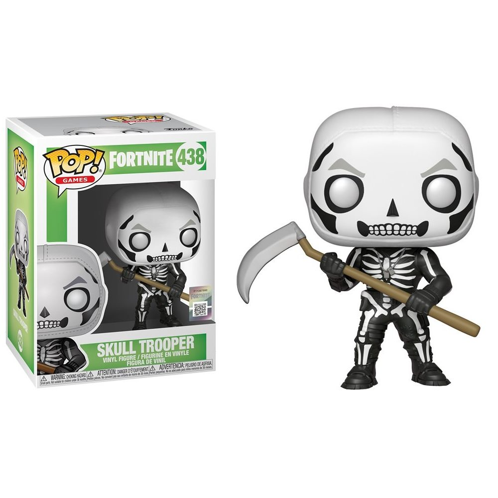 Picture of Fortnite Skull Trooper POP Figure