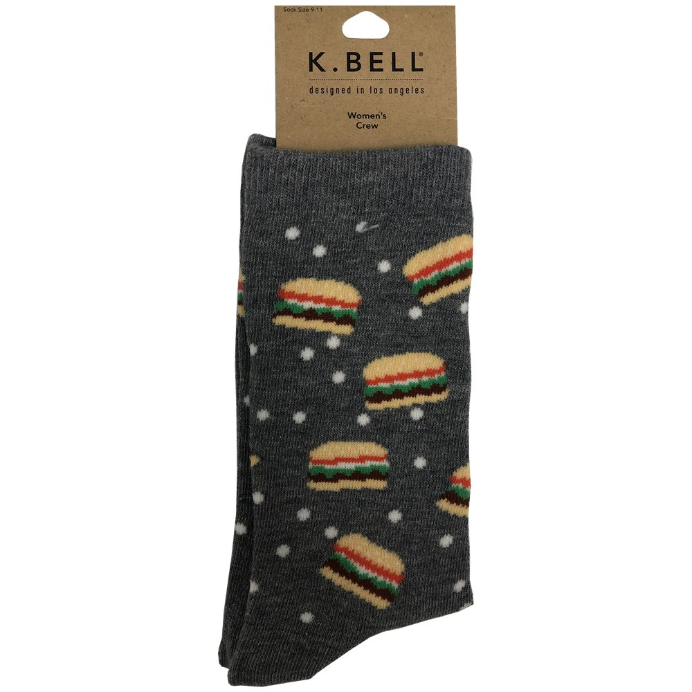 Picture of Hamburger Socks