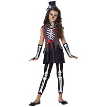 Picture of Skeleton Cutie Child Costume