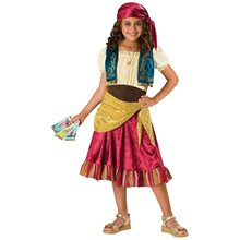 Picture of Cute Gypsy Girl Child Costume