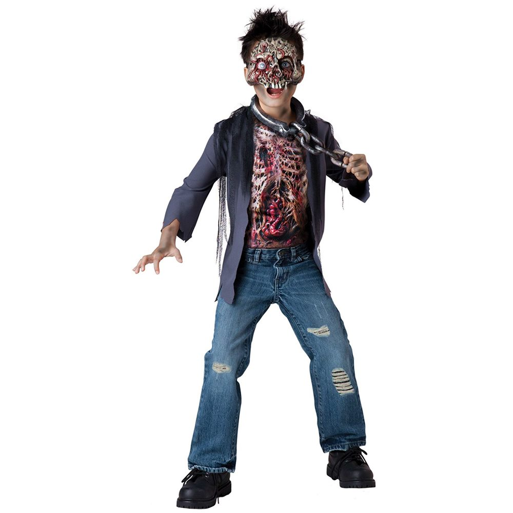 Picture of Unchained Horror Zombie Child Costume
