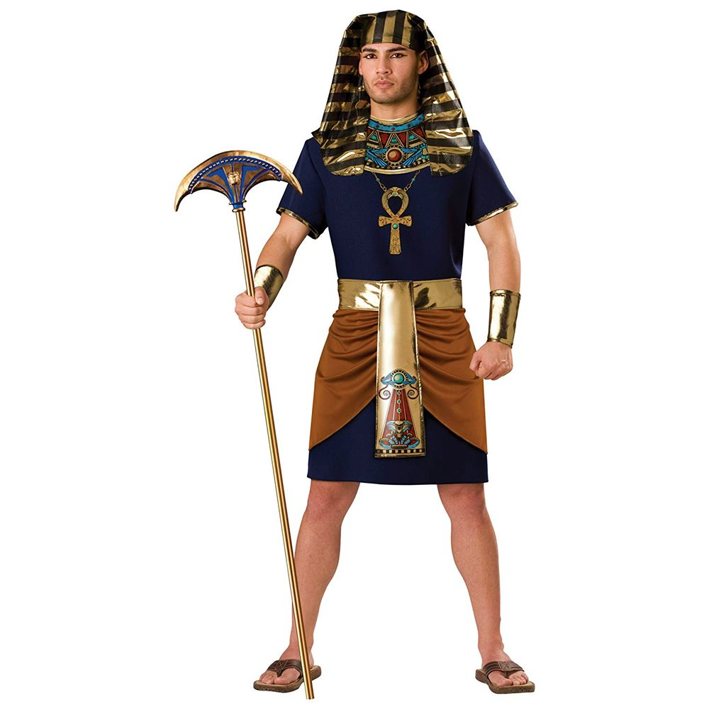 Picture of Egyptian Pharaoh King Adult Mens Costume