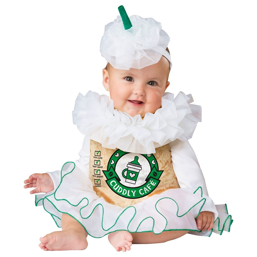 Picture of Cuddly Cappuccino Infant Costume
