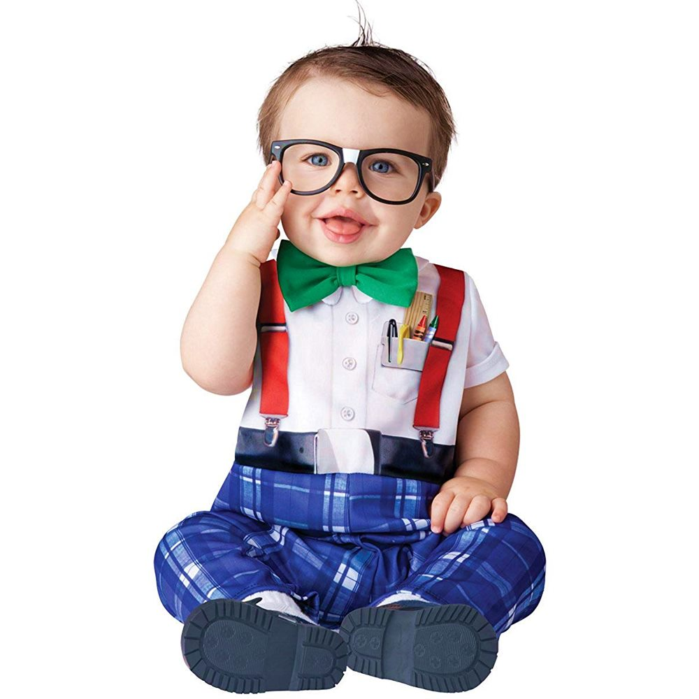 Picture of Nursery Nerd Infant Costume