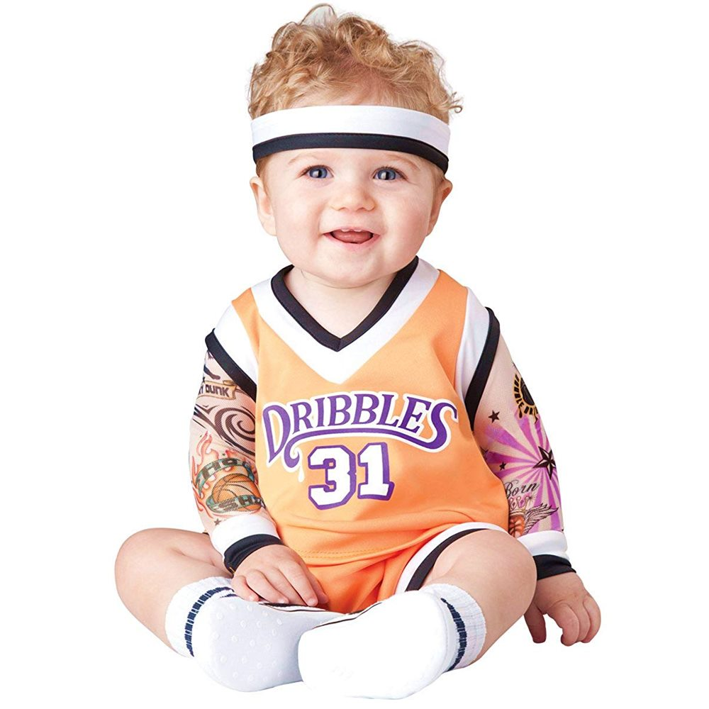 Picture of Double Dribble Infant Costume