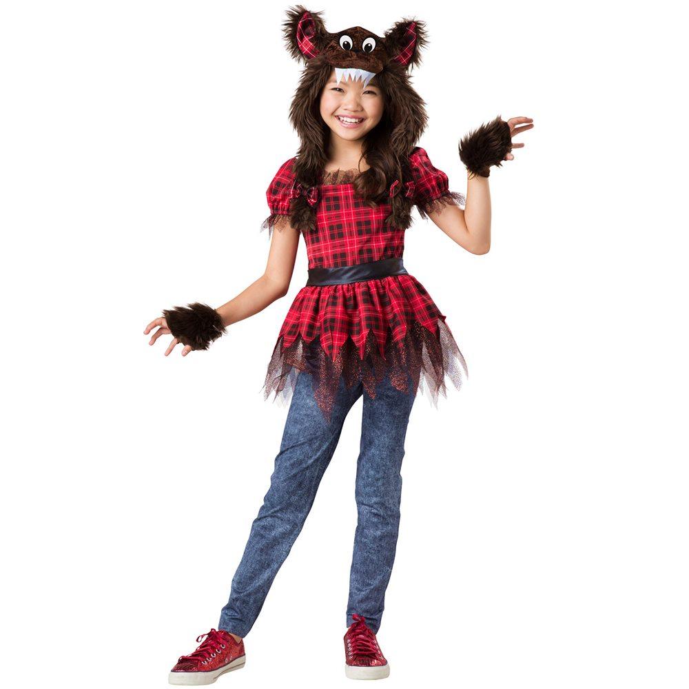 Picture of Werewolf Cutie Child Costume