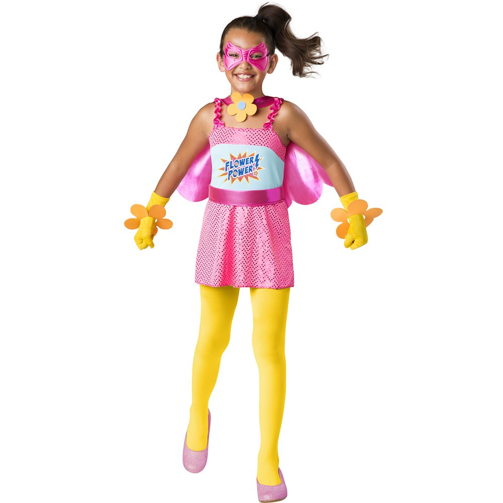 Picture of Flower Power Hero Child Costume