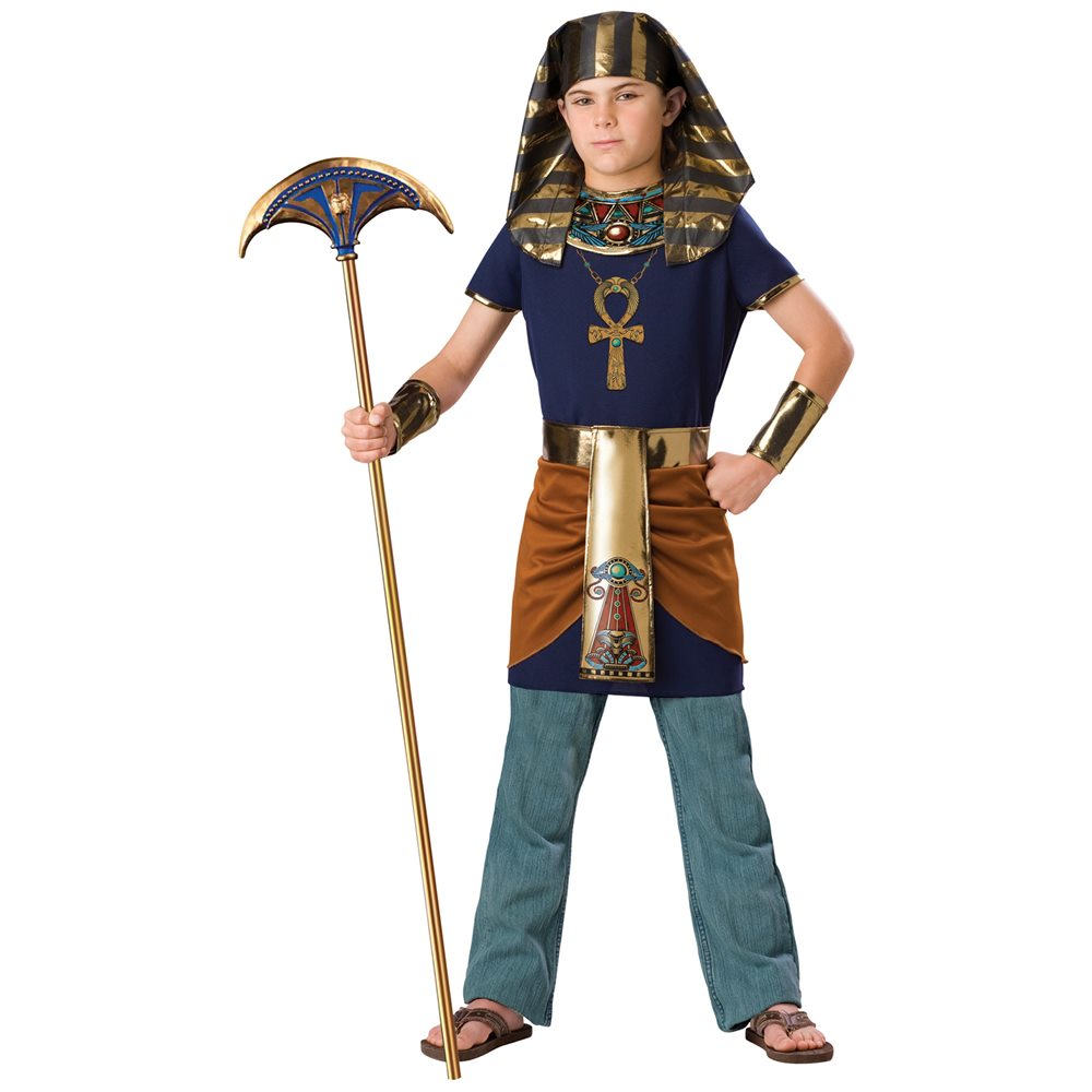Picture of Egyptian Pharaoh Child Costume