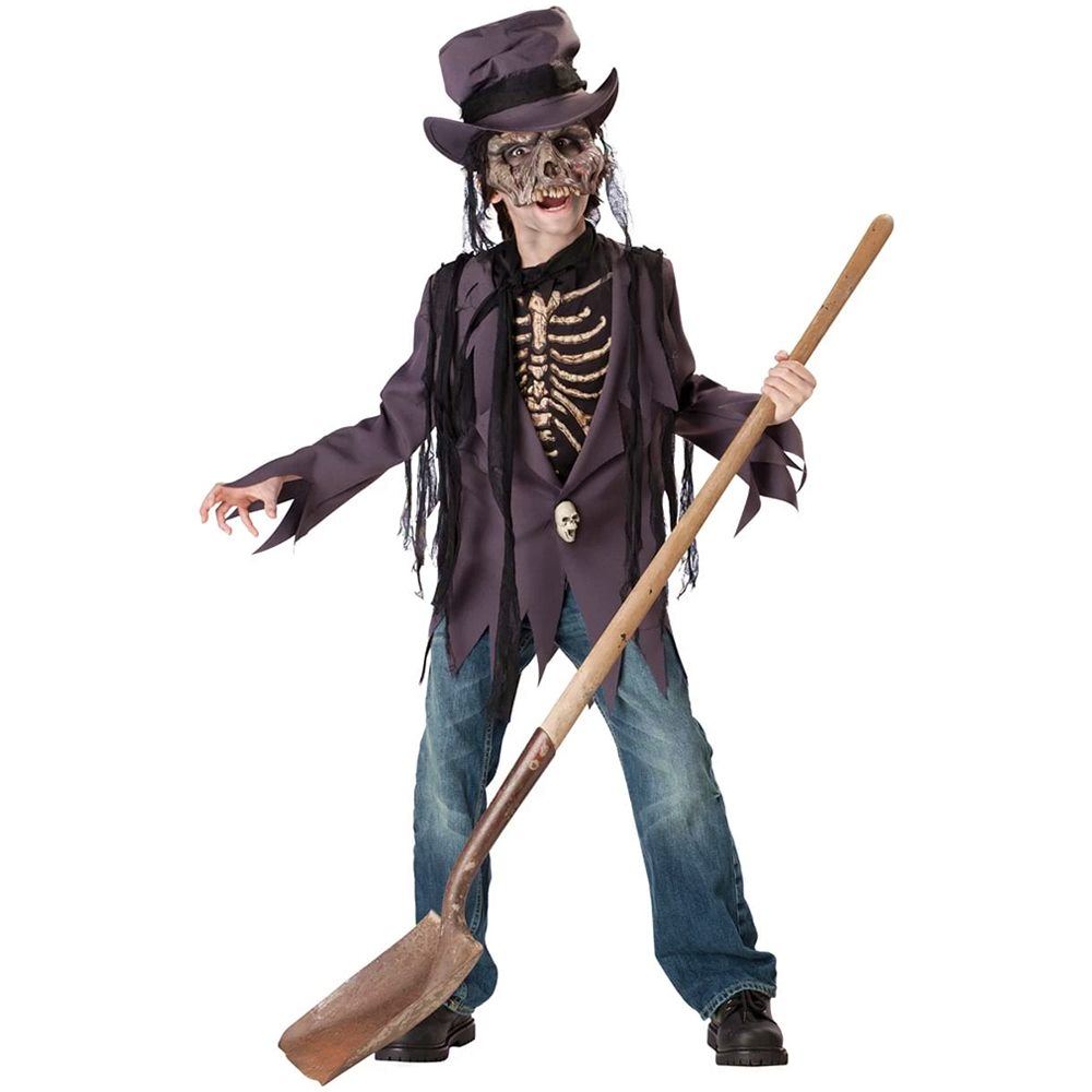 Picture of Voodoo Grave Robber Child Costume