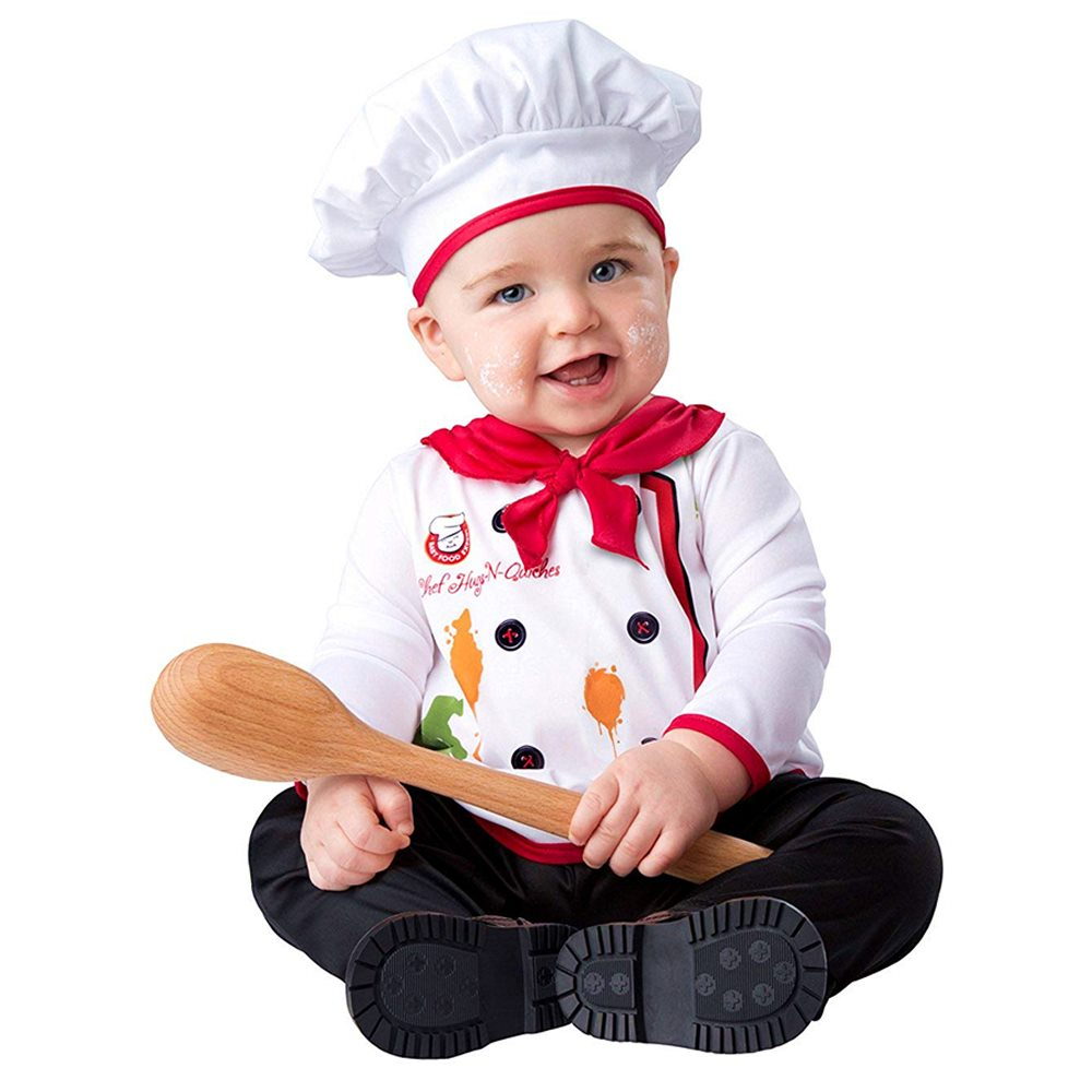 Picture of Hugs & Quiches Chef Infant Costume