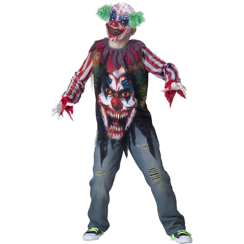 Picture of Big Top Terror Clown Child Costume