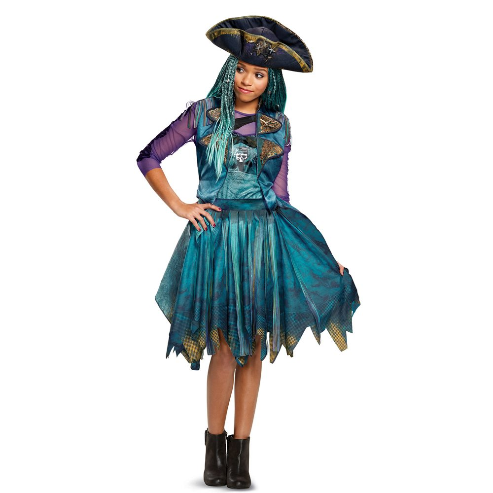 Picture of Descendants 2 Uma Isle Look Child Costume