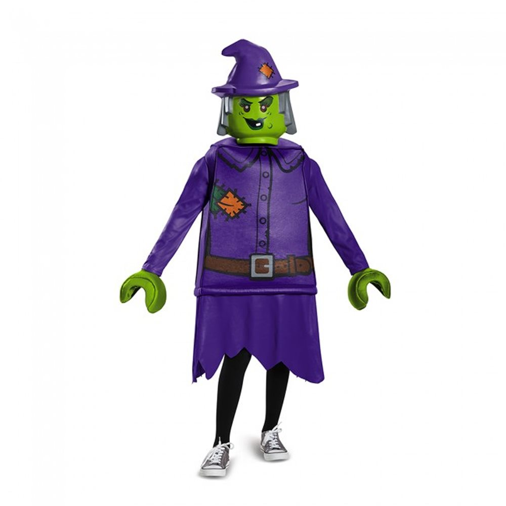 Picture of Lego Witch Child Costume