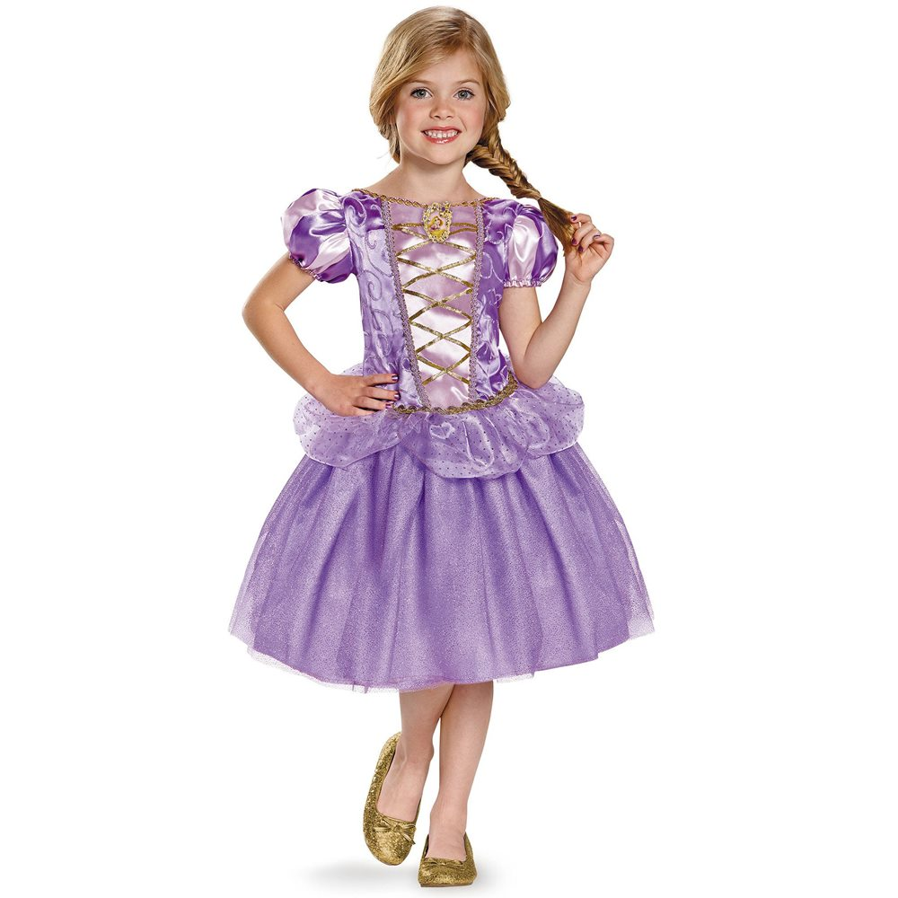 Picture of Rapunzel Classic Child Costume