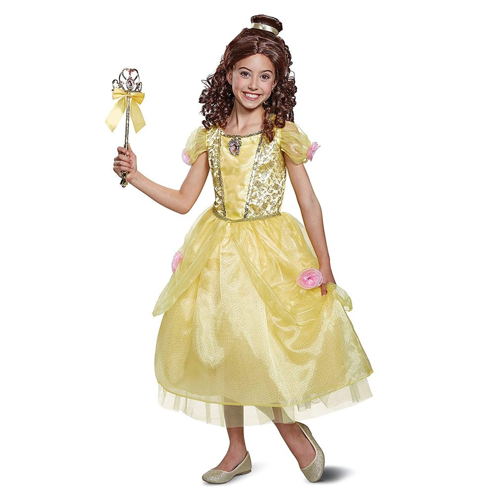 Picture of Deluxe Belle Child Costume
