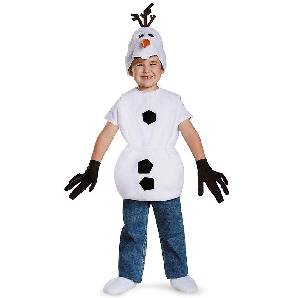 Picture of Olaf Child Gloves & Shoe Covers Set