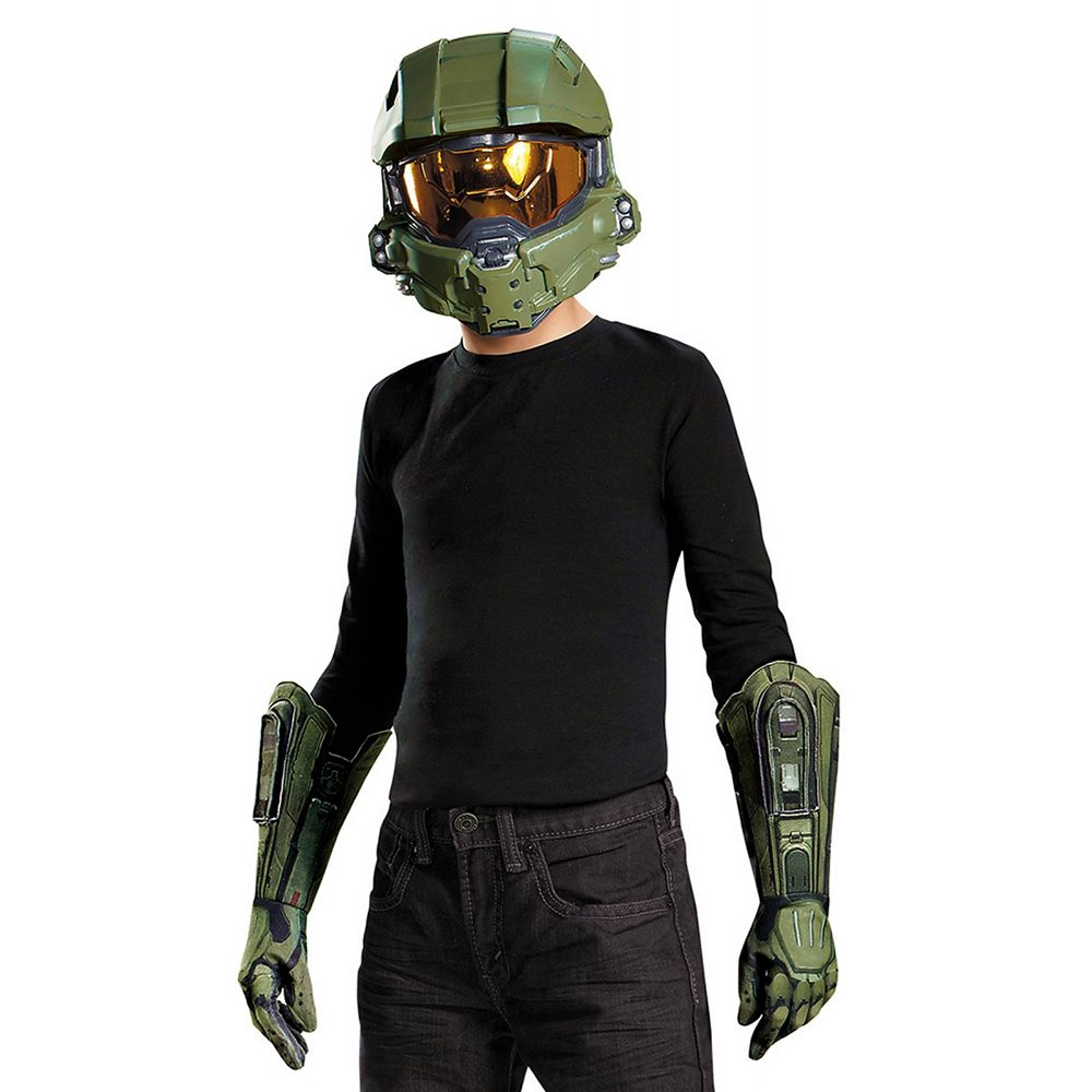 Picture of Halo Master Chief Child Accessory Kit
