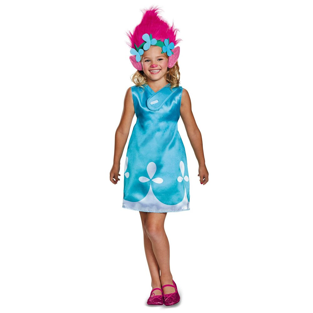 Picture of Trolls Classic Poppy Child Costume