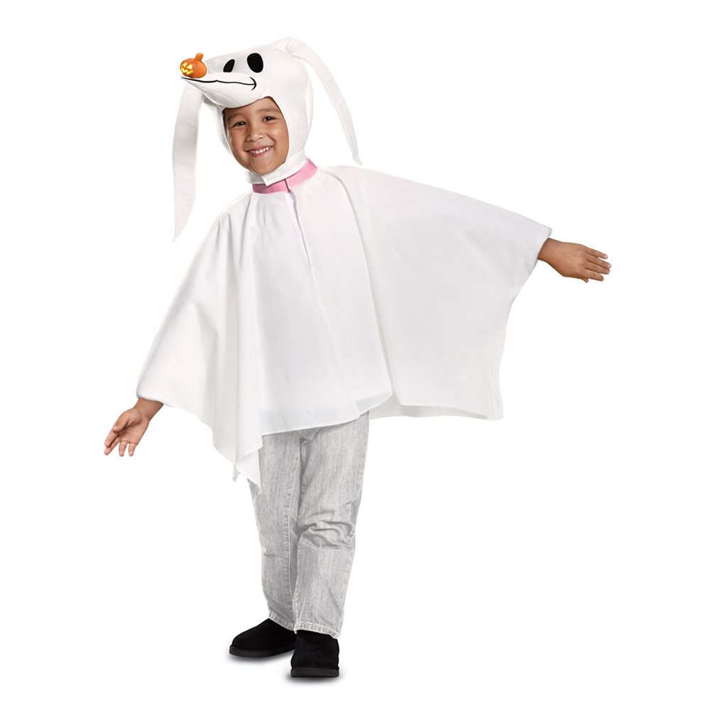 Picture of Nightmare Before Christmas Zero Toddler Costume