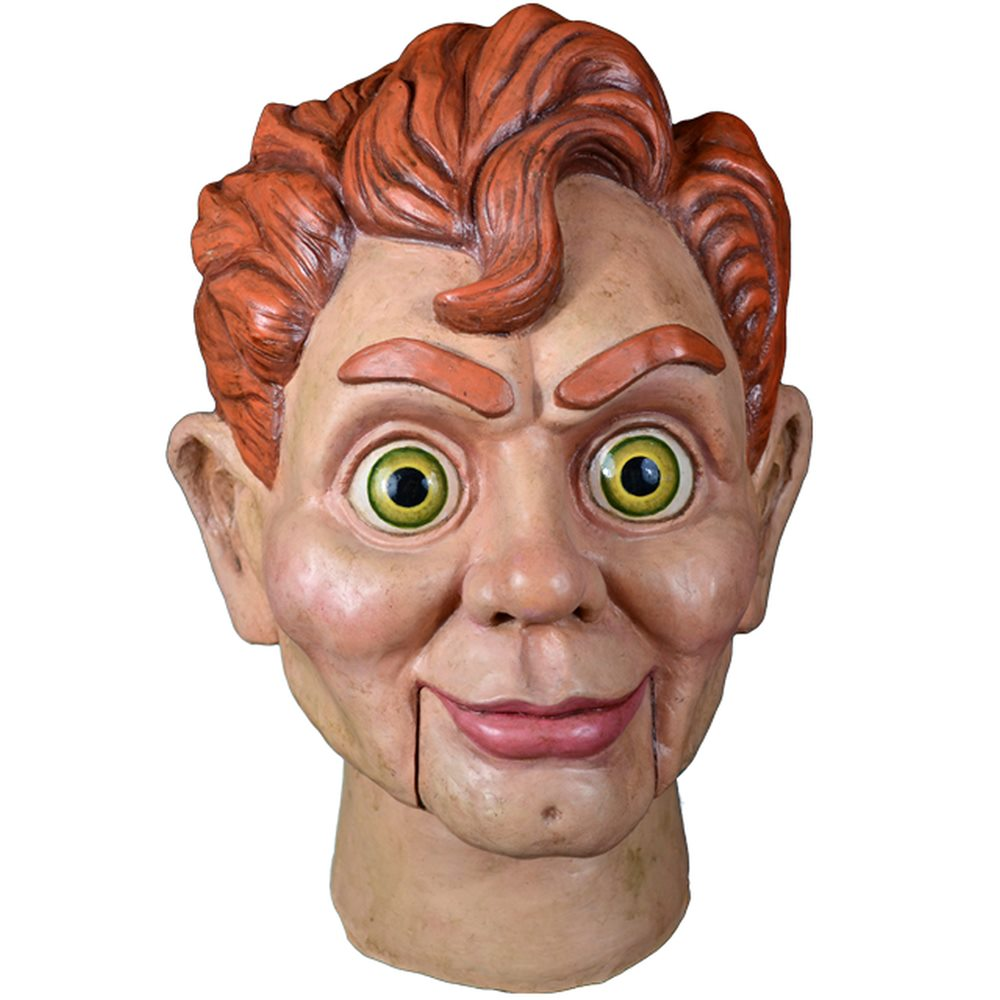 Picture of Goosebumps Slappy the Dummy Mask