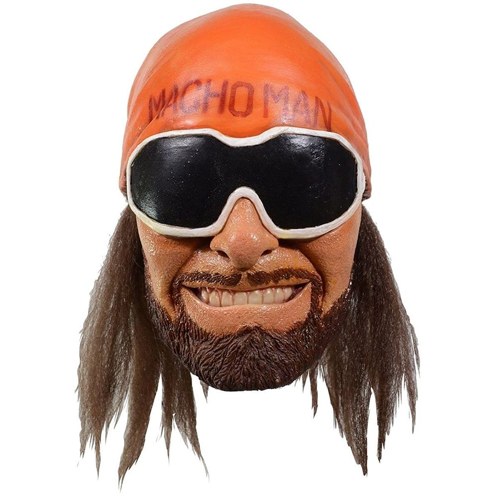 Picture of WWE Macho Man Randy Savage Mask