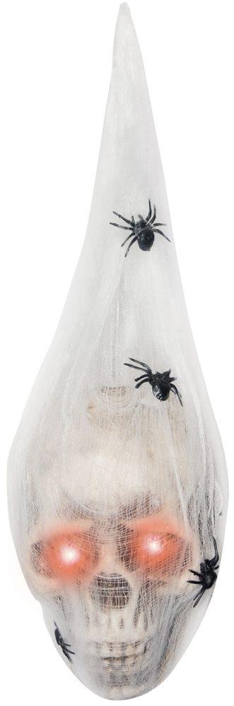 Picture of Hanging Larva Skull Prop