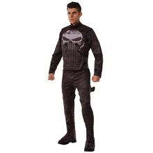 Picture of Punisher Deluxe Adult Mens Costume