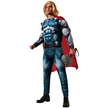 Picture of Thor Deluxe Adult Mens Costume