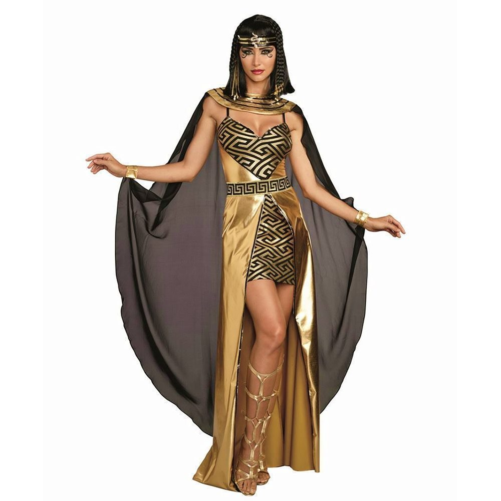 Picture of Golden Cleopatra Adult Womens Costume