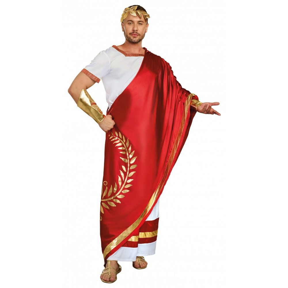 Picture of Roman Caesar Adult Mens Costume