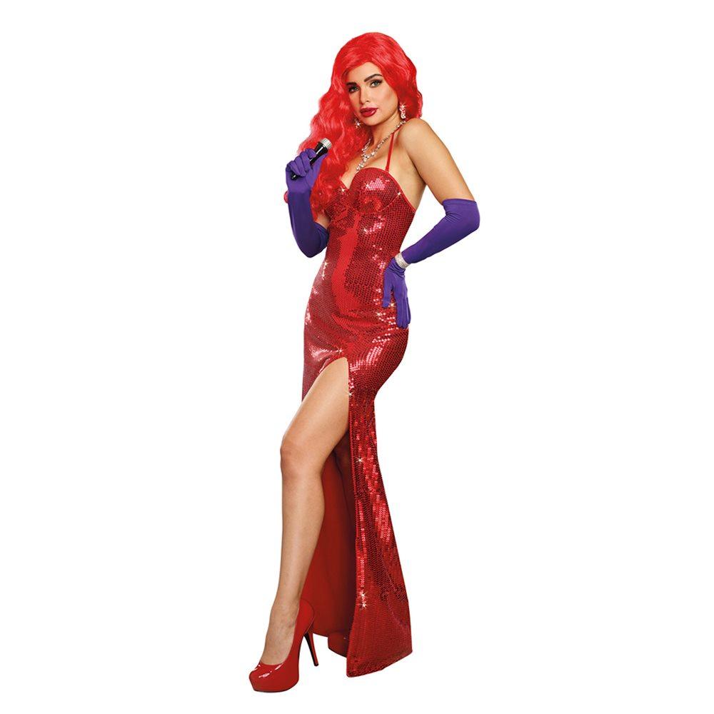 Picture of Va-Va-Voom Sexy Starlet Adult Womens Costume