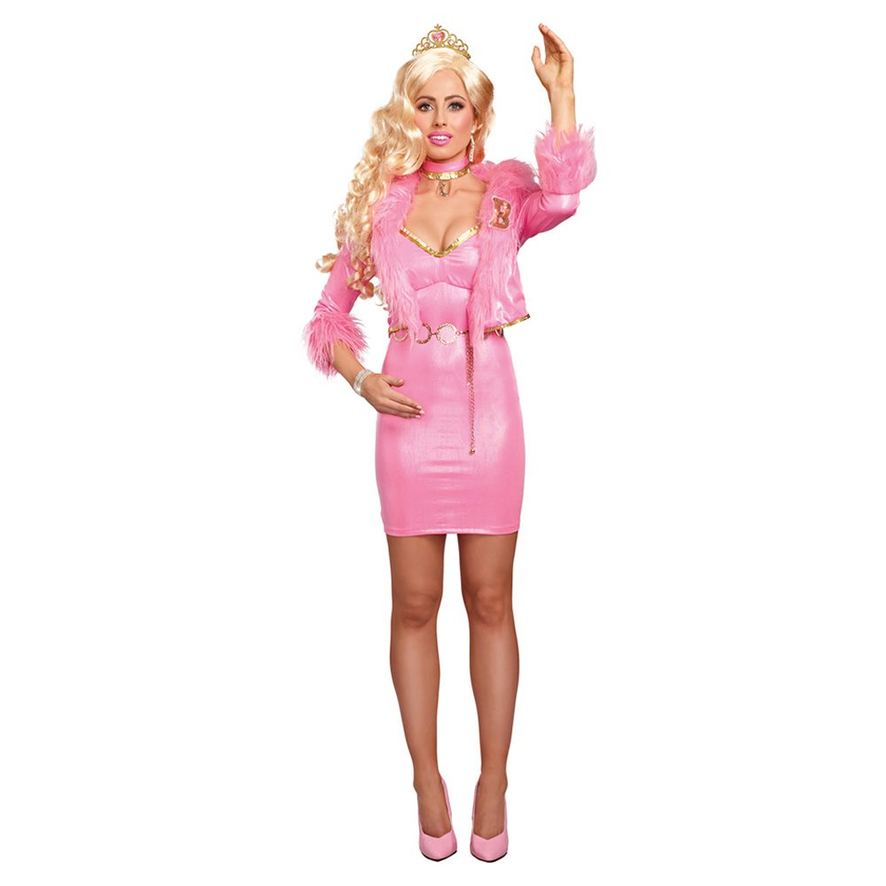 Picture of Beauty-Licious Blonde Doll Adult Womens Costume