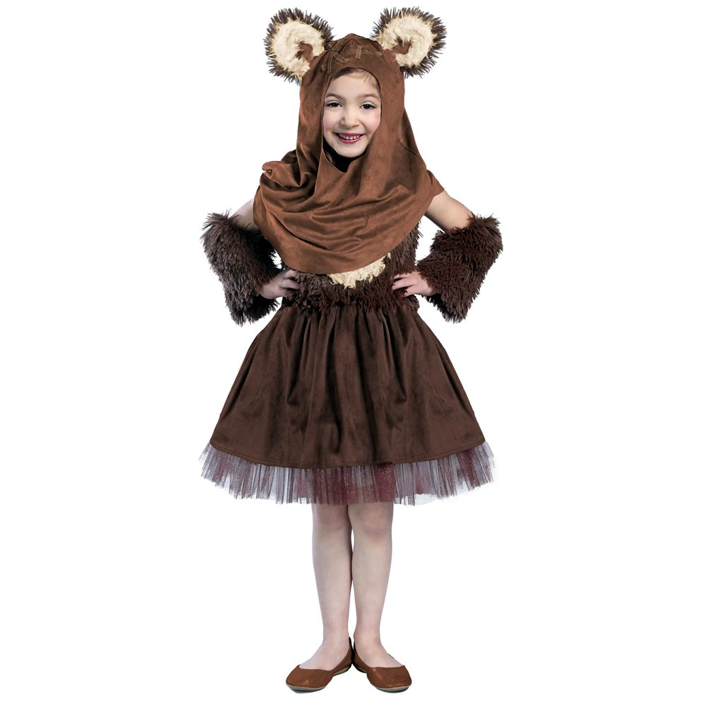 Picture of Star Wars Wicket Dress Child Costume