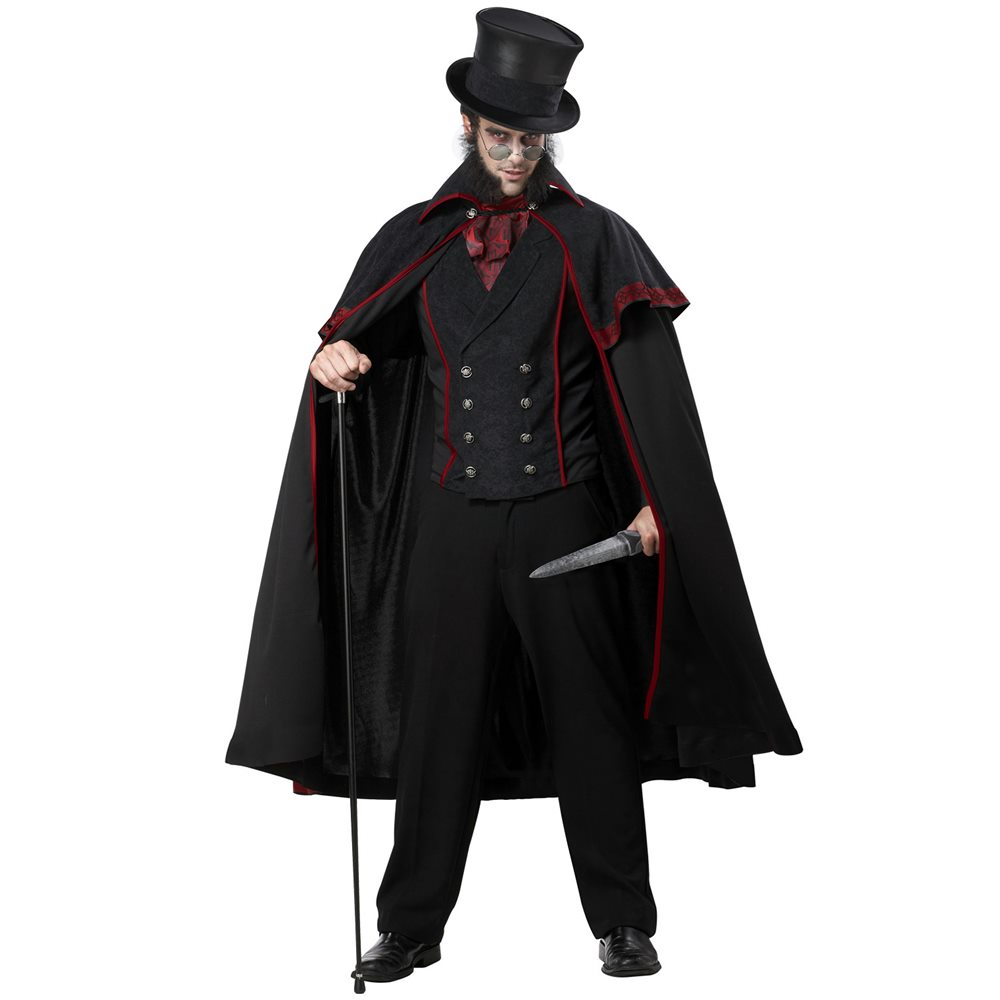 Picture of Jack the Ripper Adult Mens Costume