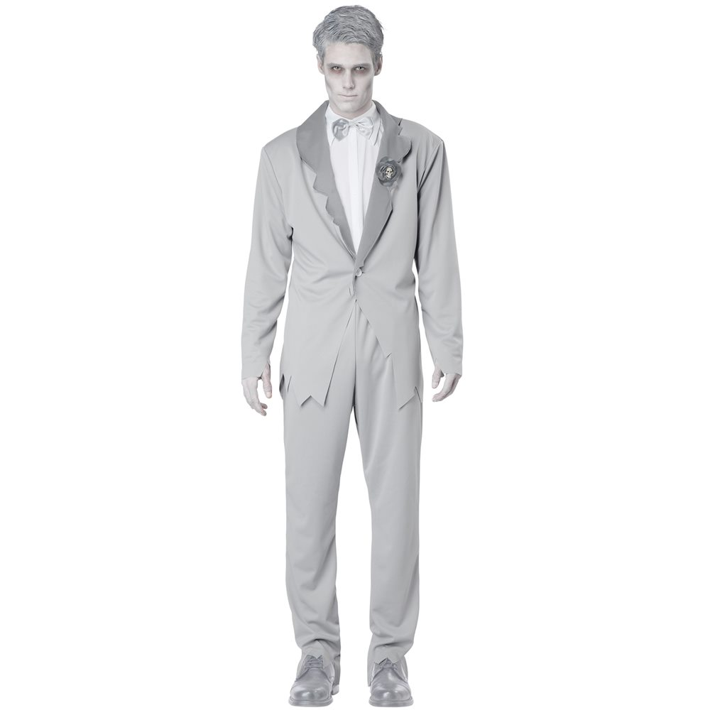 Picture of Ghostly Groom Adult Mens Costume