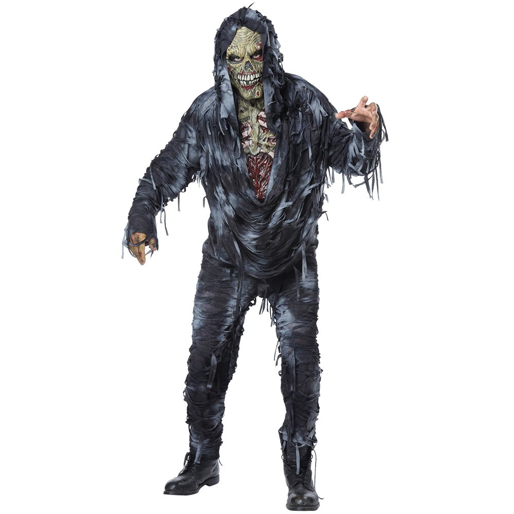 Picture of Rotten to the Core Zombie Adult Mens Costume