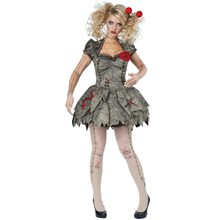 Picture of Voodoo Dolly Adult Womens Costume