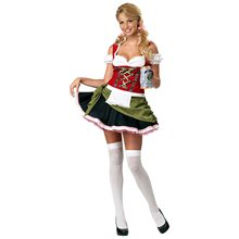 Picture of Bavarian Bar Maid Adult Womens Costume
