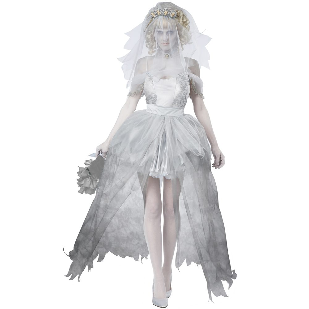Picture of Ghostly Bride Adult Womens Costume