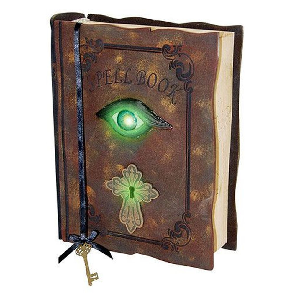 Picture of All-Seeing Eye Spellbook Prop