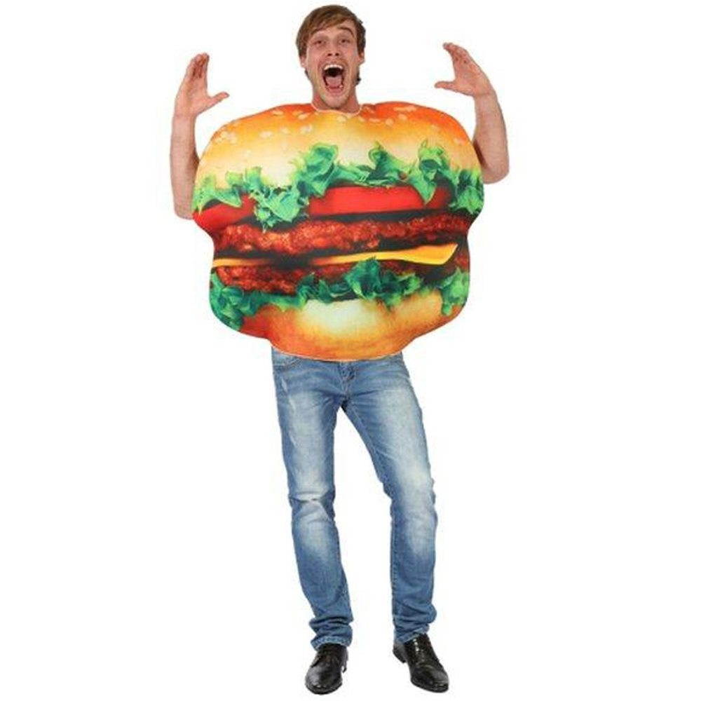 Picture of Hamburger Tunic Adult Unisex Costume