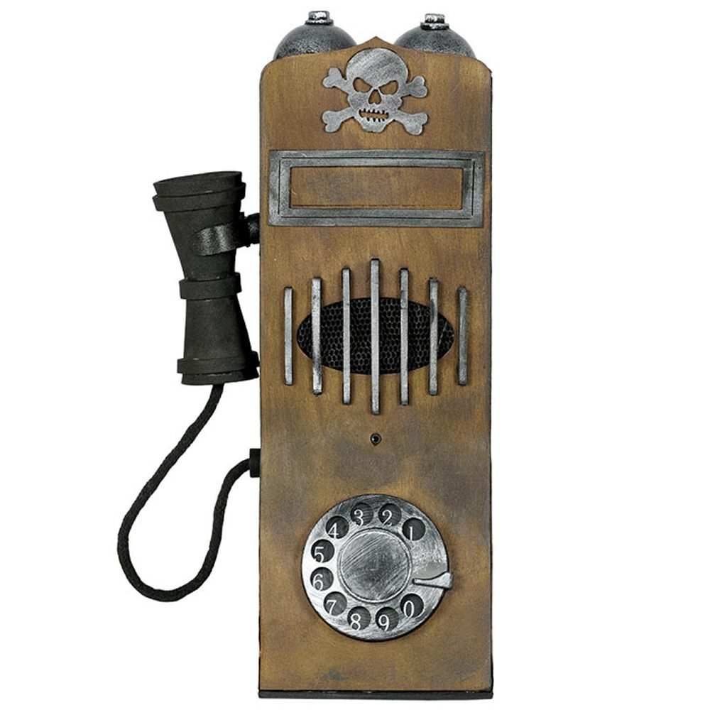 Picture of Antique Telephone Prop