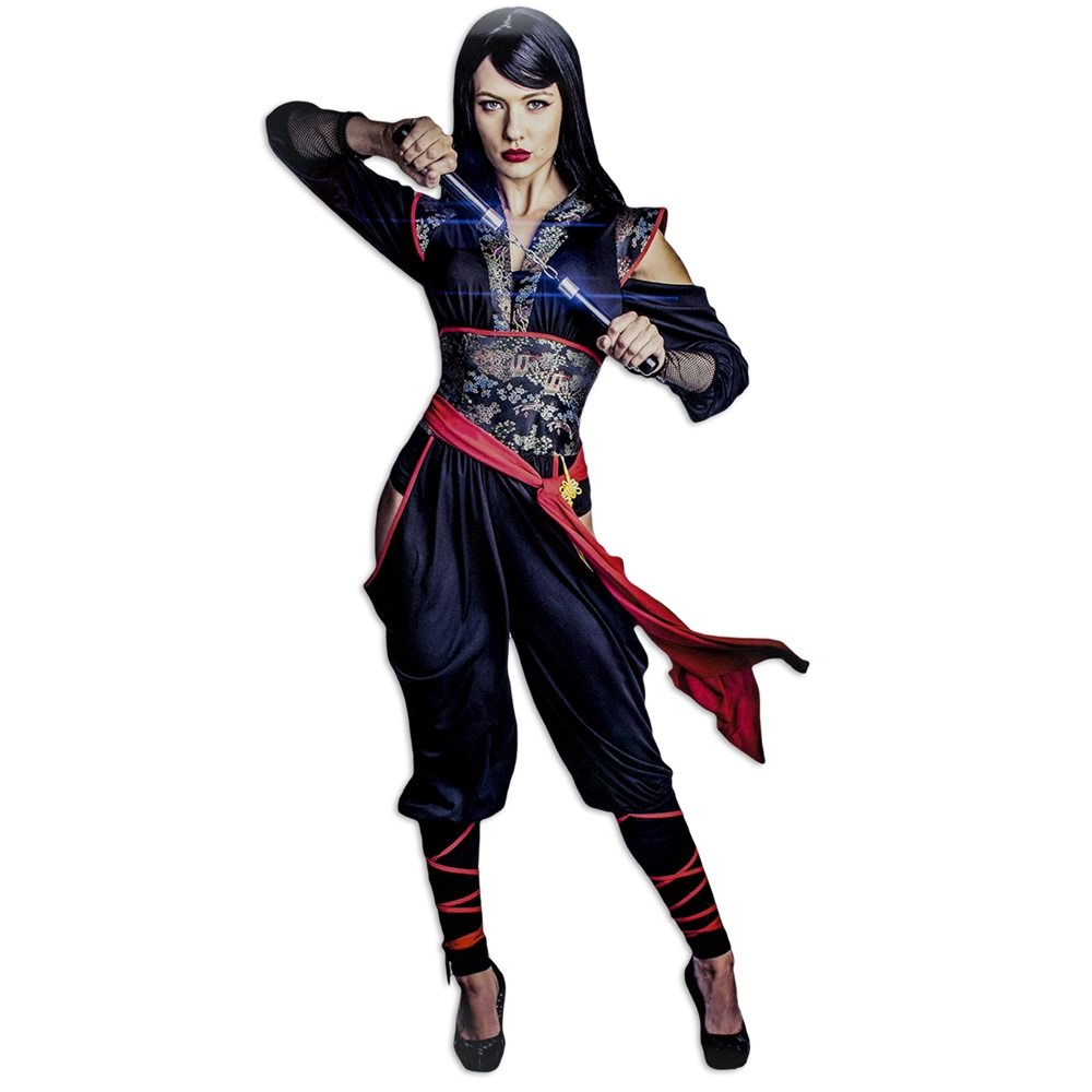Picture of Ninja Princess Adult Womens Costume