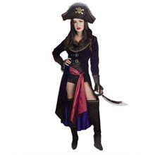 Picture of Captain Babe of the Seas Adult Womens Costume