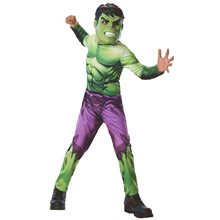 Picture of Avengers Hulk Child Costume